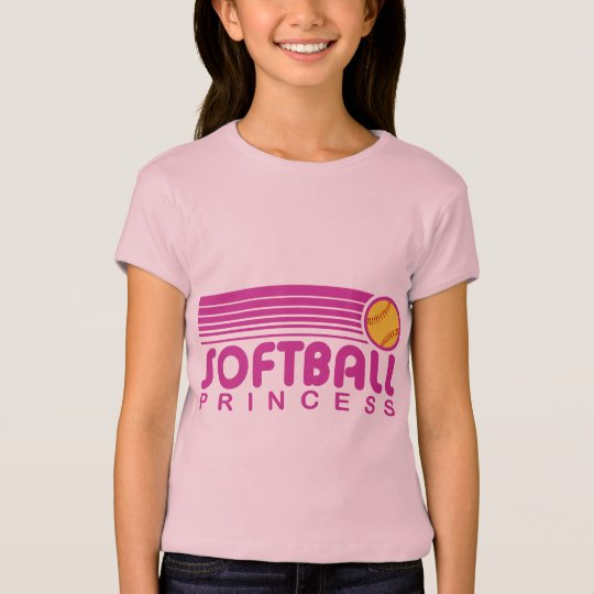 Softball Princess T-Shirt