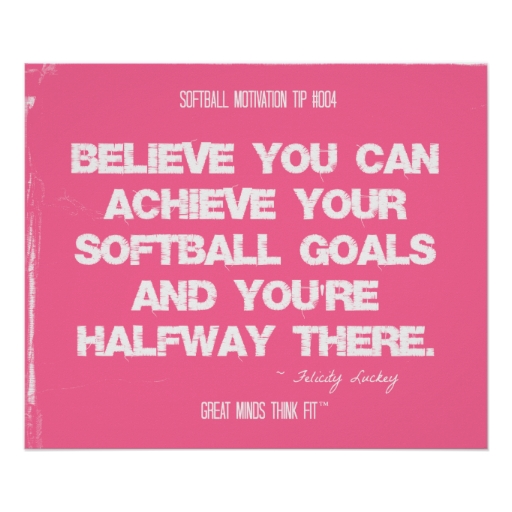 Softball Quotes And Sayings Images & Pictures - Becuo
