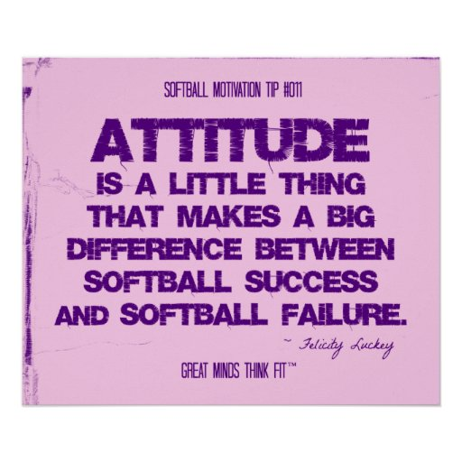 Softball Sayings For Posters Softball quotes in threads 011