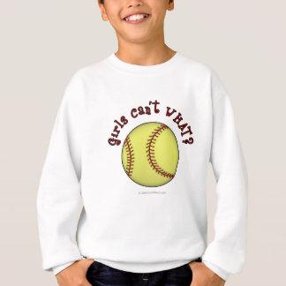 Softball-Red Sweatshirt