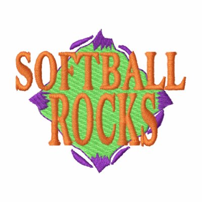 Softball Rocks