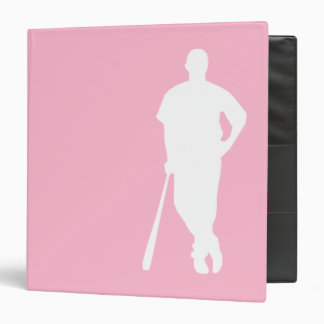 Softball rosa claro