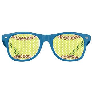 Softball Shades Wayfarer Sunglasses