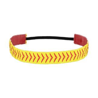 Softball Stitches Headband
