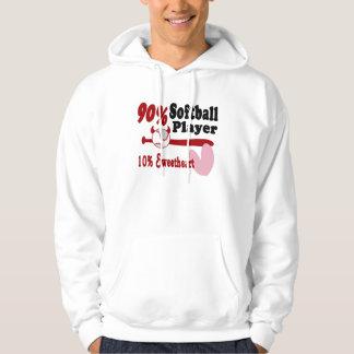 Softball Sweetheart Hoody