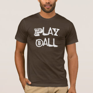 Softball T-shirt Mens