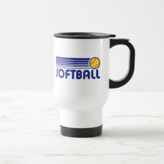 Softball Taza De Viaje