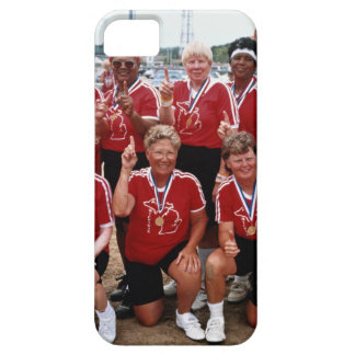 Softball team are competitors at the National iPhone 5 Covers