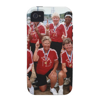 Softball team are competitors at the National iPhone 4/4S Cases