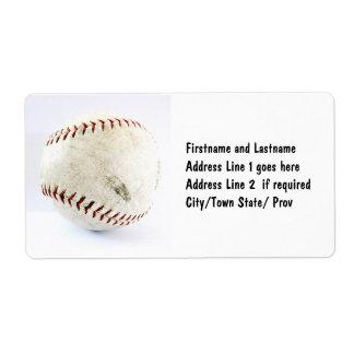 Softball Team or League Label