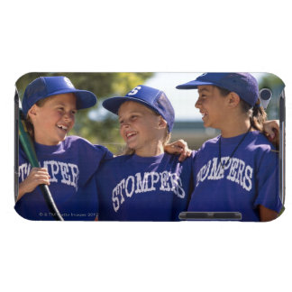 Softball teammates iPod Case-Mate cases