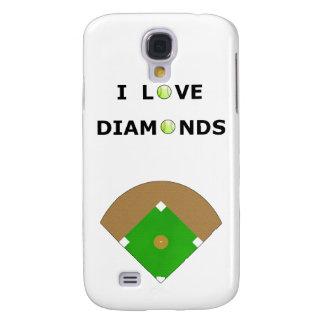 Softball Theme Speck iPhone 3G, 3GS Hard Case