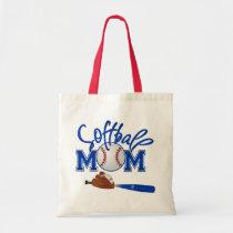 baseball, tee, ball, tote, bag, sports, softball, trendy, totes, Bag with custom graphic design