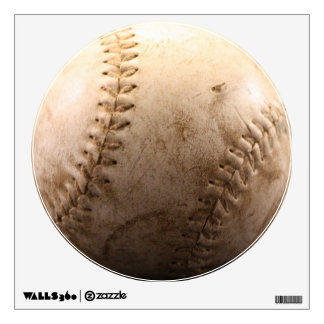 Softball Wall Sticker