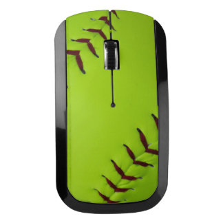 Softball wireless mouse
