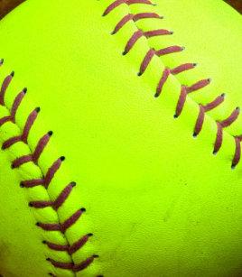 f3ac88b0f31f Softball Yellow Fast Pitch 8U 10 Flip Flop Sandals