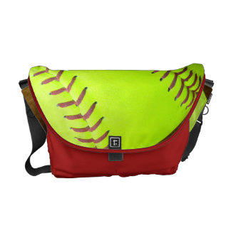 Softball Yellow Fast Pitch 8U 10U Bag Tote Purse