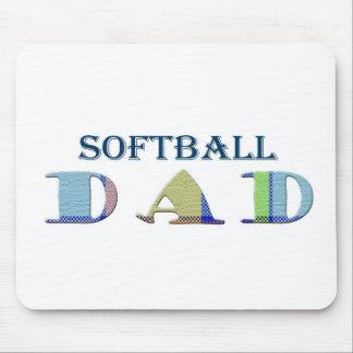 SoftballDad Mouse Pad