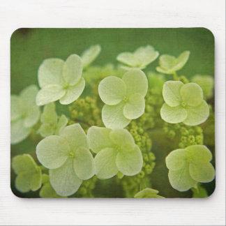 Softly Hydrangeas Mouse Pad