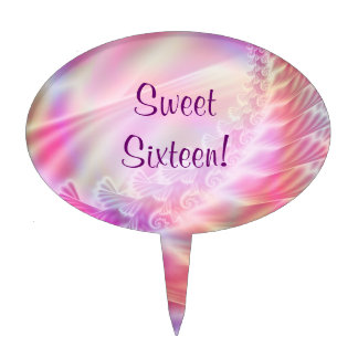 Softly Satin Cake Toppers