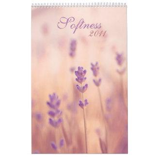 Softness 2011 calendar