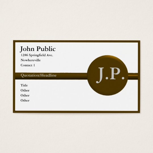 Softproductcards Business Card