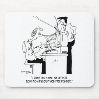 Software Cartoon 6821 Mouse Pad