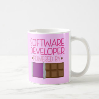 Software Developer Chocolate Gift for Her Coffee Mug