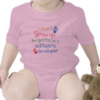 Software Developer (Future) Child Shirts