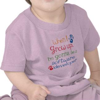 Software Developer (Future) Child Tshirt