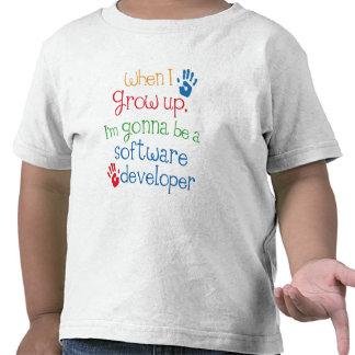 Software Developer (Future) Child Tees