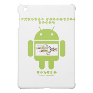 Software Developer Genes Inside (Bug Droid) Case For The iPad Mini
