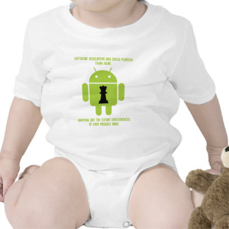 Software Developers Chess Players Think Android Rompers