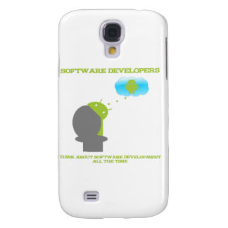 Software Developers Think About Software (Android) Samsung S4 Case