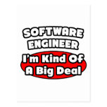 Software Engineer...Big Deal Post Cards