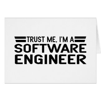 Software Engineer Card