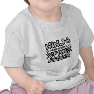 Software Engineer de Ninja… Camiseta