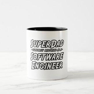 Software Engineer de SuperDad… Tazas De Café