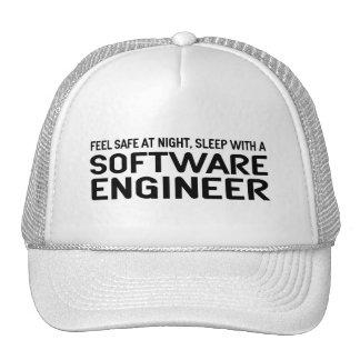 Software Engineer divertida Gorras De Camionero
