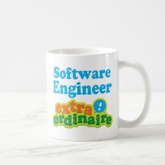 Software Engineer Extraordinaire Gift Idea Mugs