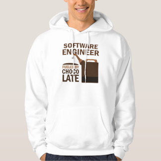 Software Engineer (Funny) Chocolate Hoodie