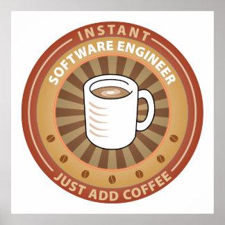 Software Engineer inmediata Impresiones