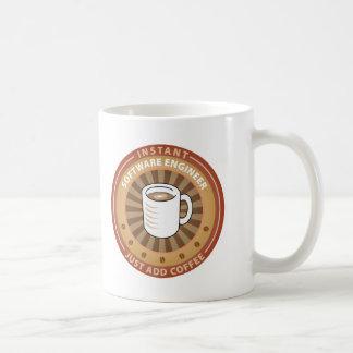 Software Engineer inmediata Tazas De Café