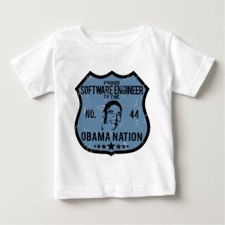 Software Engineer Obama Nation T Shirts