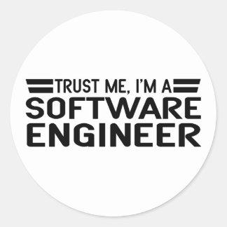 Software Engineer Stickers