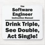 Software Engineer Tapete De Raton