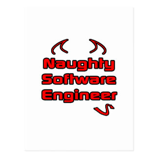 Software Engineer traviesa Postales