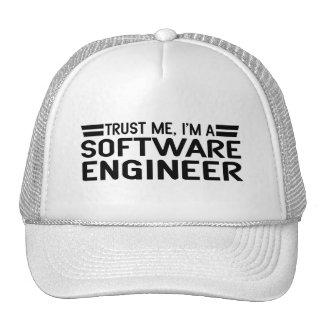 Software Engineer Trucker Hat