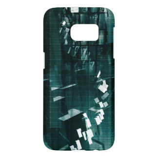 Software Engineering as a Tech Business Concept Samsung Galaxy S7 Case