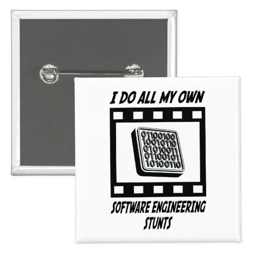 Software Engineering Stunts Pins